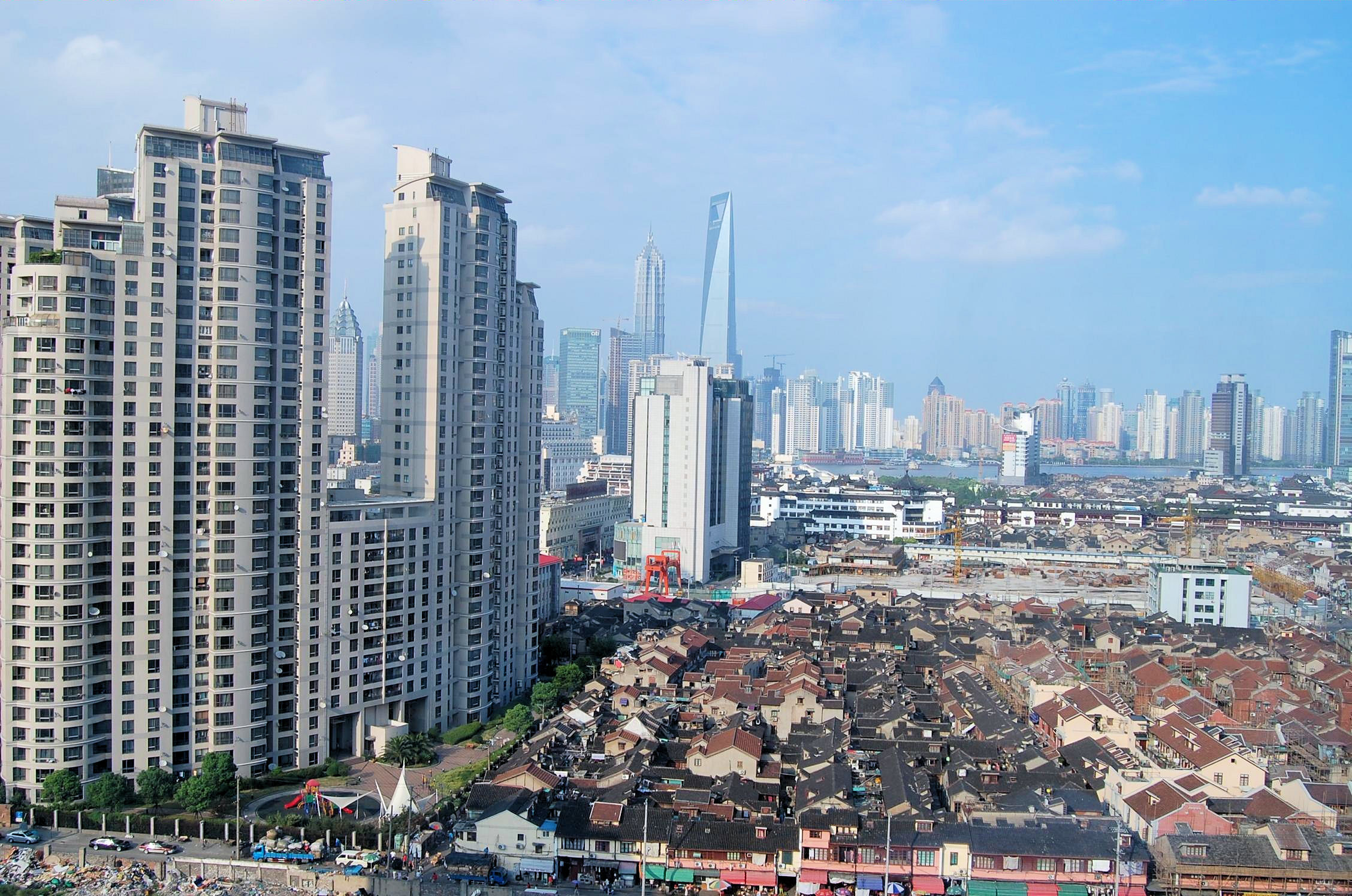 شنغهاي الصينية  ح