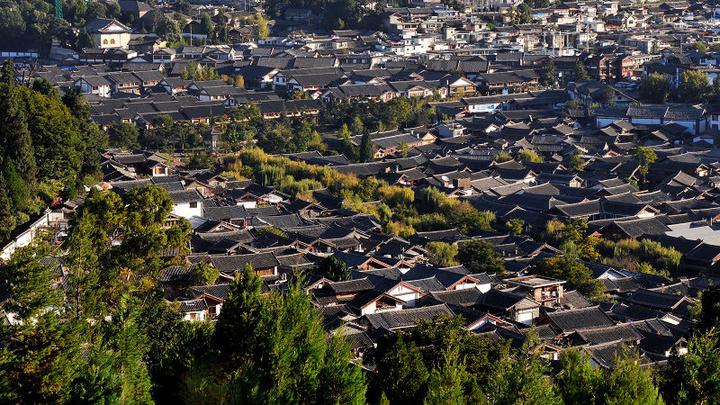 Découvrez la ville romantique de Lijiang dans la province Yunnan en Chine