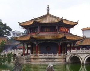 Kunming_temple chine CITM