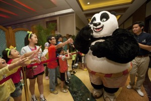 DreamWorks Panda Chine