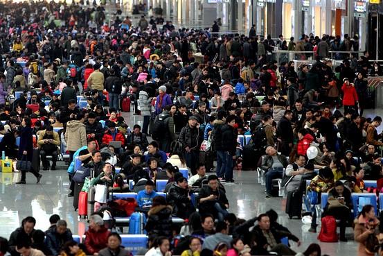 Le Nouvel An chinois arrive : 6 conseils pour survivre à la masse de voyageurs
