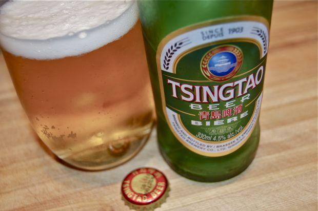 tsingtao biere chinoise