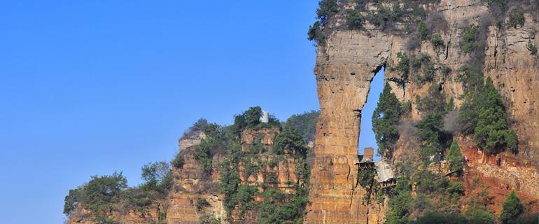Le Xinglong Mountain Tourism Resort de Chengde s'apprête à ouvrir ses portes