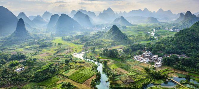Les 5 meilleurs endroits à visiter en Chine en avril